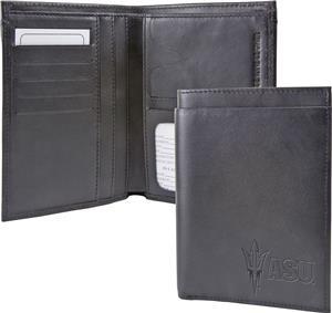 Sparo NCAA Arizona State Sun Devil Passport Wallet
