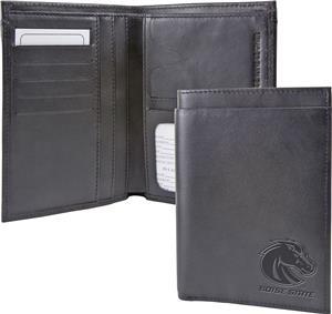 Sparo NCAA Boise State Broncos Passport Wallet