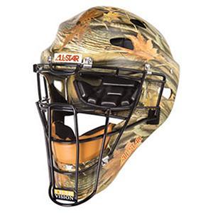 e1286b98f06c89 ALL-STAR MVP Hunter Camo Baseball Catchers Helmets - Baseball ...