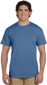 Hanes Adult Youth 50/50 Ecosmart T-Shirt. Printing is available for this item.