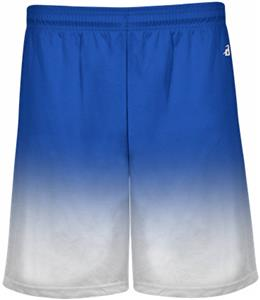Badger Mens Youth Ombre Shorts