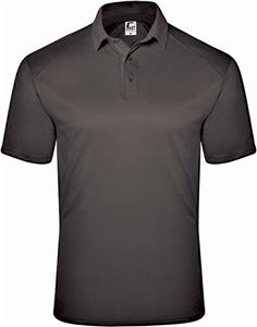 Badger Sport Mens C2 Mock Mesh Polo. Embroidery is available on this item.