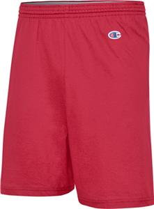 "Champion Adult 100% Cotton Jersey 6"" Short"