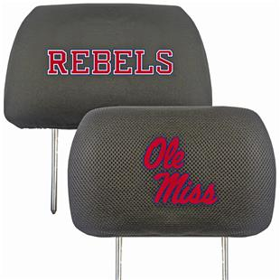 FANMATS NCAA Mississippi Old Miss Rebels Steering Wheel Coversteering Wheel Cover One Sized Team Colors