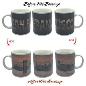 Sunkiss San Francisco Skyline ThermoH Exray Mug