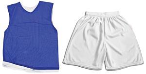 Adult Youth Reversible Tank Top & Shorts KIT