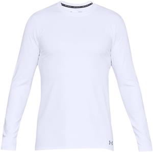 Under Armour Mens Fitted Coldgear Crew Tee