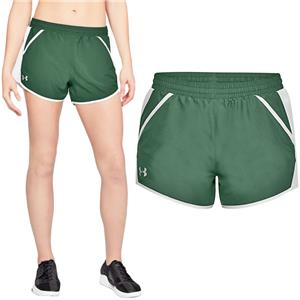 Under Armour Women Girls Team Fly By Shorts