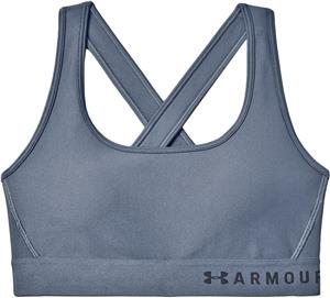 Under Armour Womens Mid Crossback Sports Bra
