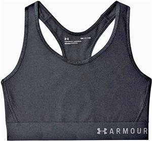 Under Armour Womens Mid Keyhole Sports Bra