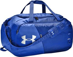 Under Armour Undeniable 4.0 Duffel Bags. Embroidery is available on this item.