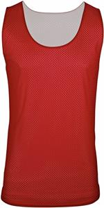 Badger Womens C2 Mesh Reversible Tank. Printing is available for this item.
