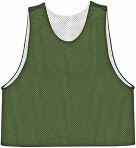 Badger Men Youth C2 Reversible Mesh Pinnie. Printing is available for this item.