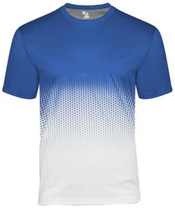 Badger Adult Youth Hex 2.0 Tee Jersey