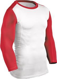 Champro 3/4 Sleeve Compression Shirt CJ7