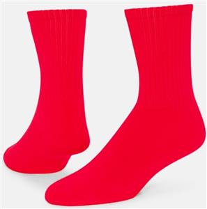 Red Lion Solid Crew Socks - Closeout