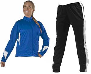 Womens Warmup Jacket & Warmup Pants KIT