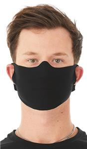 Lightweight Fabric Face Mask - Pack of 40. Free shipping.  Some exclusions apply.