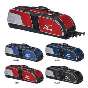 Mizuno Baseball Softball Pro Wheel Bags - Baseball Equipment   Gear dd34afcc7