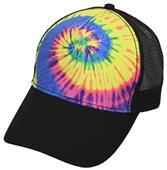 Colortone Tie-Dye Trucker Hat