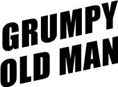 Epic Adult/Youth Grumpy Old Man Cotton T-Shirts
