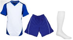 Adult/Youth V-Neck Jersey Short & Sock Kit