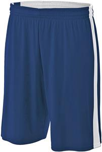 A4 Adult/Youth Rev. Moisture Management Short