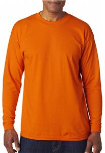 Bayside Adult Long-Sleeve T-Shirt BA1715. Printing is available for this item.