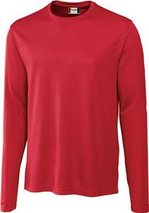 Clique Mens Long Sleeve Ice Tee MQK00024. Printing is available for this item.
