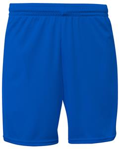 A4 Adult Youth Mesh Short with Pockets