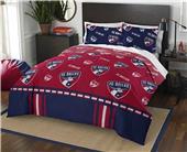 Northwest MLS FC Dallas Full/Queen Comforter/Shams