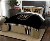 Northwest MLS LAFC Full/Queen Comforter/Shams