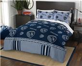 Northwest MLS KC Full/Queen Comforter/Shams