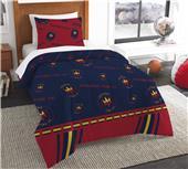 Northwest MLS Chicago Fire Twin Comforter/Shams