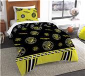 Northwest MLS Columbus Crew Twin Comforter/Shams