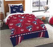 Northwest MLS FC Dallas Twin Comforter/Shams