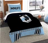 Northwest MLS MNUFC Twin Comforter/Shams