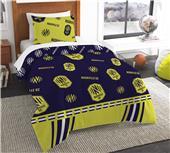 Northwest MLS Nashville SC Twin Comforter/Shams