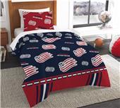 Northwest MLS NE Revolution Twin Comforter/Shams