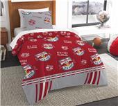 Northwest MLS NY Red Bulls Twin Comforter/Shams