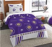 Northwest MLS Orlando City SC Twin Comforter/Shams