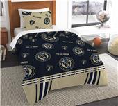 Northwest MLS PHL Union Twin Comforter/Shams