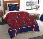 Northwest MLS Real Salt Lake Twin Comforter/Shams