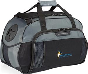 Gemline Ultimate Sport Bag 6883. Embroidery is available on this item.