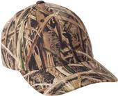 Flexfit Mossy Oak Pattern Camouflage Cap