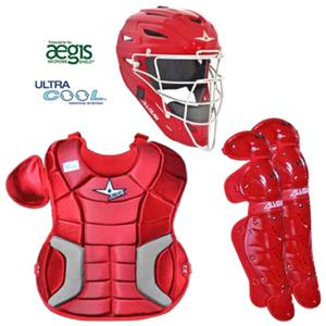ALL-STAR Pro Women s Team Softball Catchers Kits - Baseball Equipment   Gear 096ed07838