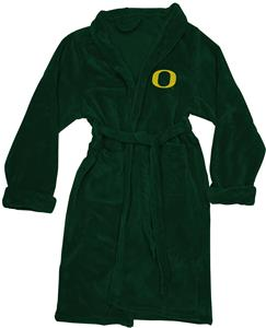 Northwest NCAA Oregon Silk Touch Bath Robe