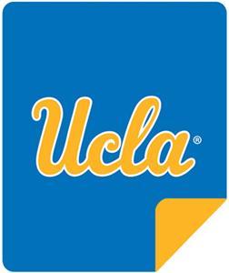 Northwest NCAA UCLA Sliver Knit Throw