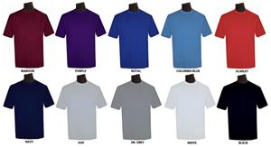 Fabnit Youth Heavyweight Cotton tshirts Closeout