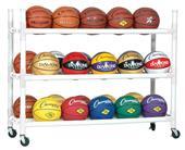 Champion Sports Basketball Heavy Duty Carts